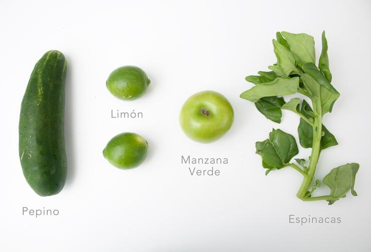 GreenJuiceIngredientes